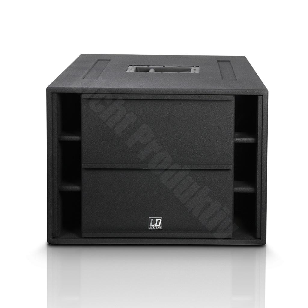 ld systems v 118 b 18 bandpass subwoofer passive 799. Black Bedroom Furniture Sets. Home Design Ideas