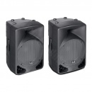"2x LD Systems OXID 12 A - 12"" powered PA Speaker..."