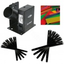 Showtec FX Shot Set - Abschussrampe + 5x Konfetti Shooter...