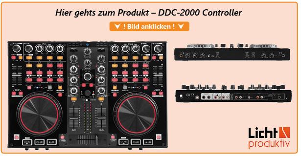 Produktlink DDC-2000 Controller