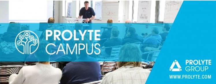 Prolyte Campus Banner - PSA gegen Absturz