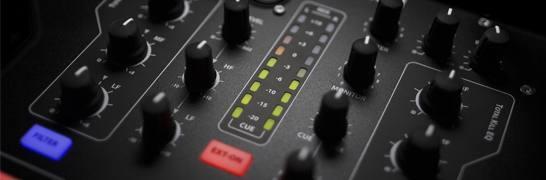 DJ-Technik bei Licht Produktiv