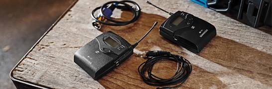 Lavalier Microphones Wireless System