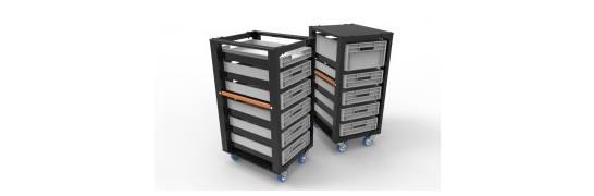 Storage cart H110