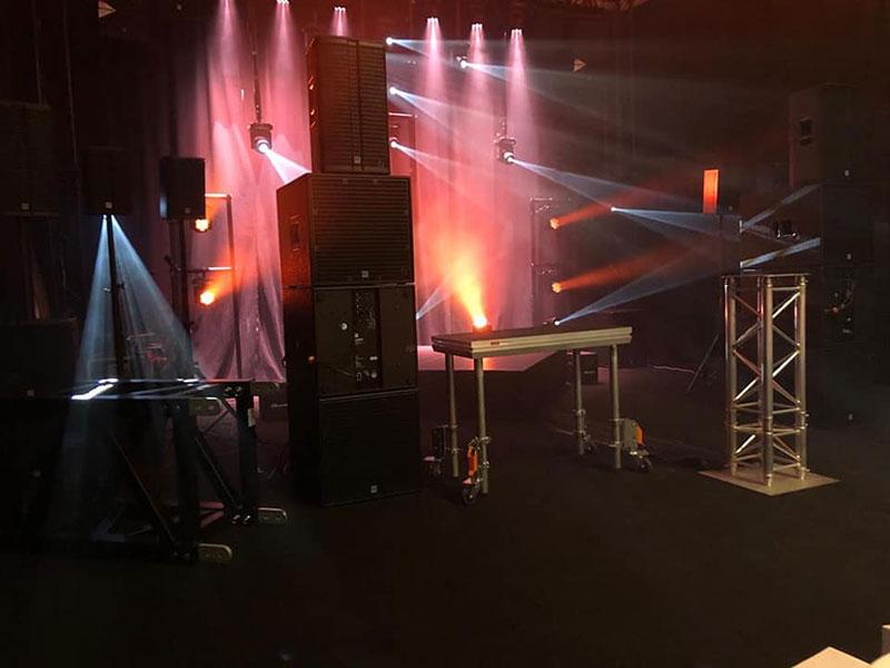 Licht-produktiv Showroom