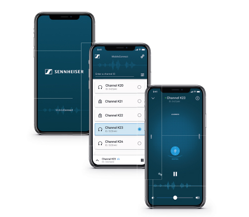 MobileConnect APP