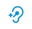 Piktogramm Hörgerät
