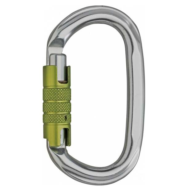 Edelrid Oval Power 2400 Triple silver (006) 000