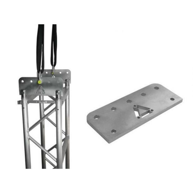 Prolyte Truss S36 PRE RIG LIFTING BRACKET FOR VERTICAL SUSPENSION schwarz