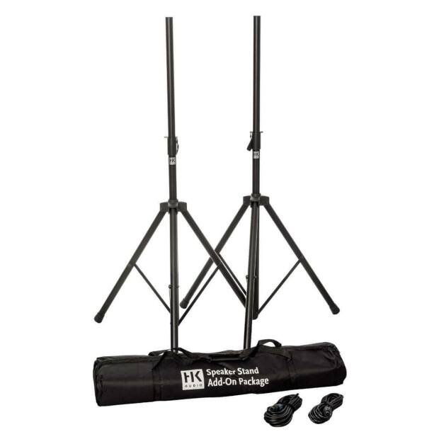 HK Audio Speaker Stand Add-On Package