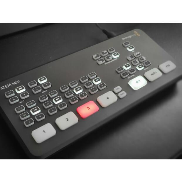 Blackmagic Design - ATEM Mini