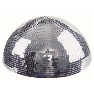 Showtec Half-mirrorball 40 cm - 40 cm Half mirrorball for...