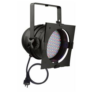 Showtec LED Par 64 Short Black DMX 10 Dipswitch version