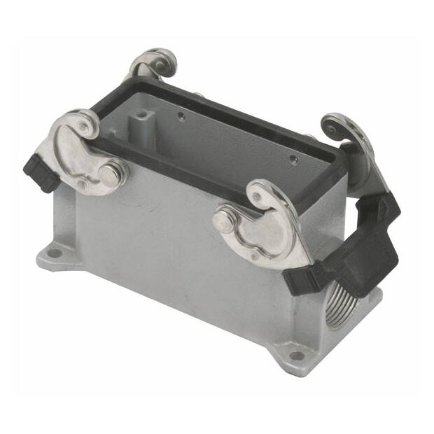 Ilme 16/72p. Chassis Closed Bottom/Clips PG21
