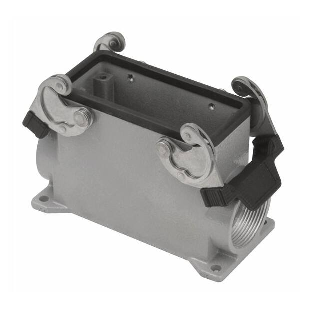 Ilme 16/72p. Chassis Closed Bottom/Clips PG29