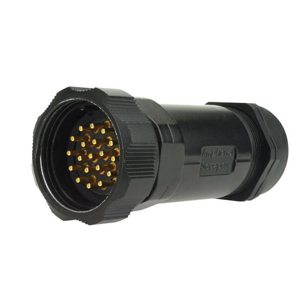 Showtec Socapex 19 Pin male cable connector PG29 IP67