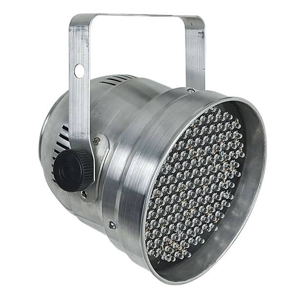Showtec LED Par 56 Short Eco - Poliert