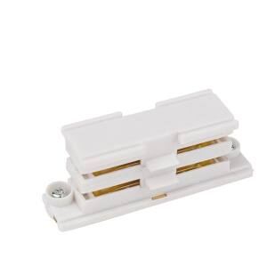 Artecta Straight connector White 3-circuit track IP20