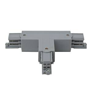 Artecta 3-Phase Right T-Connector - Silber (RAL9006)