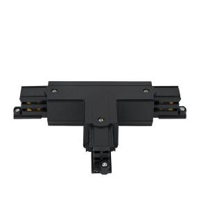 Artecta Right T-connector Black 3-circuit track IP20