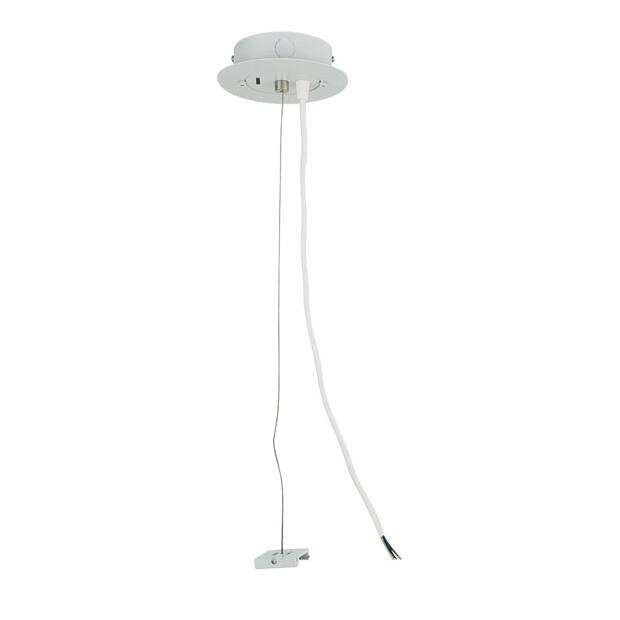 Artecta Ceiling suspensionkit white incl suppl &wire 3circ.trackIP20