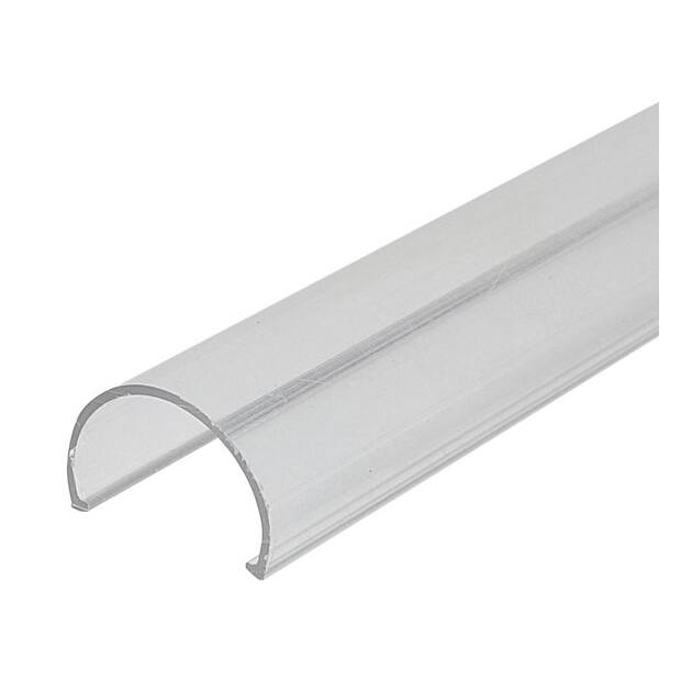 Artecta Profile Eco 22 Cover Clear Plastic 2000mm length
