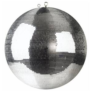 Showtec Professional Mirrorball 30 cm - 5 x 5 mm...