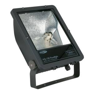 Showtec Floodlight HQ-150 Black incl MH-150  IP65