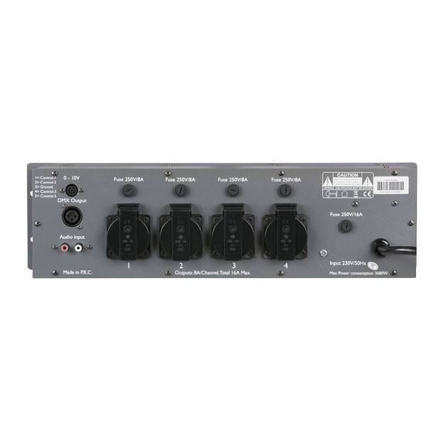 Showtec LP-416 4 Channel chaser