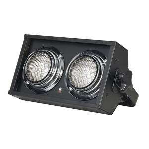 Showtec Stage Blinder 2 Black DMX Bulb 120V 650W DWE