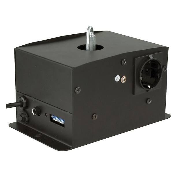 Showtec Mirrorball Motor DMX 2 channel for mirrorballs until 50cm