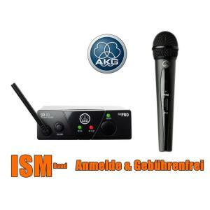 AKG WMS40 mini Vocal-Set ISM3