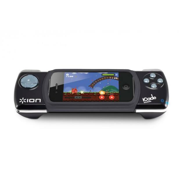 ION iCade Mobile - Handheld Spiele-Controller für iPhone/ iPad