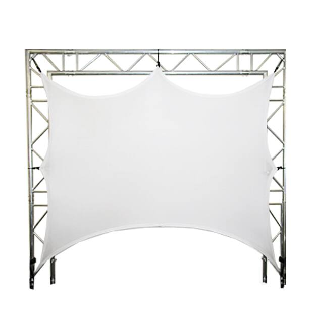 ADJ Truss Screen 0,5 x 2m B1