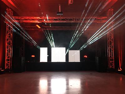Showroom Licht-produktiv